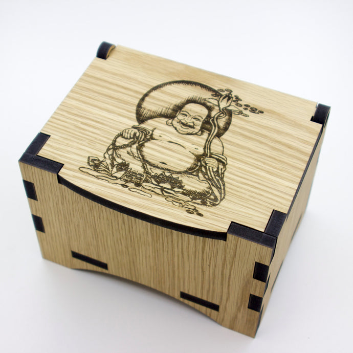 Laughing Buddha Design Box