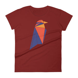 Ravencoin Logo Women's short sleeve t-shirt