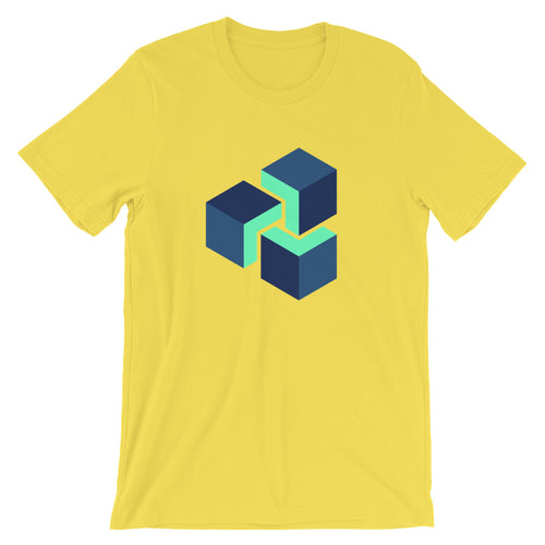 ZenCash (Zen) Simple Logo Tee | Cryptocurrency Short-Sleeve Unisex T-Shirt