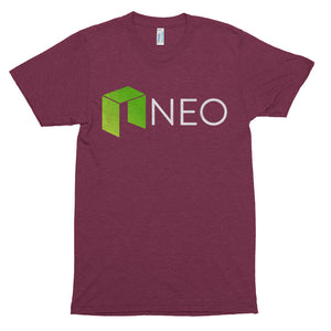 Neo Logo (Distressed) Short sleeve soft t-shirt