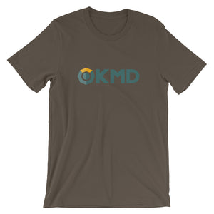 Komodo Coin KMD Short-Sleeve Unisex T-Shirt
