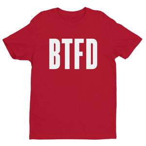 BTFD Buy The F*ing Dip Cryptocurrency Short Sleeve T-shirt