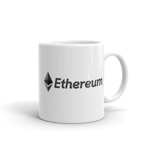 Ethereum (ETH) Logo Symbol Coffee / Tea Mug