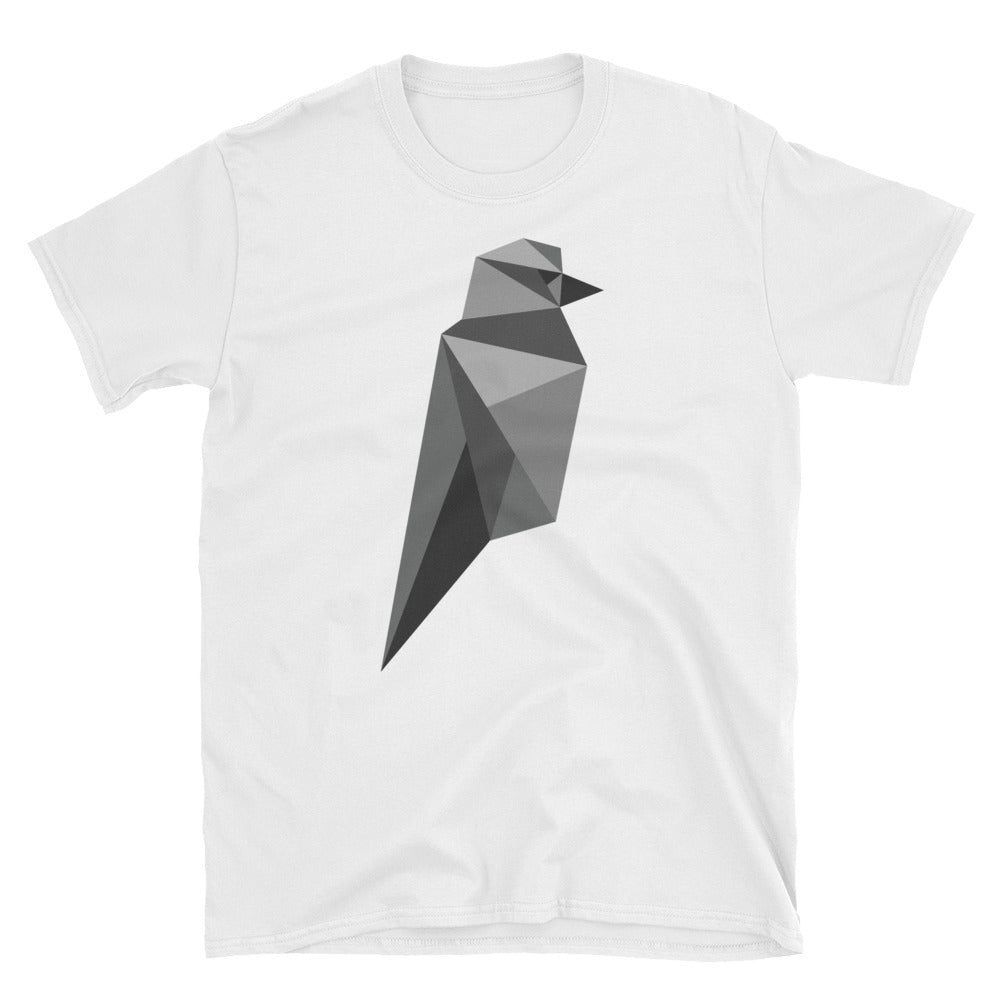 Ravencoin RVN Bird Cryptocurrency VALUE Shirt Short-Sleeve Unisex T-Shirt