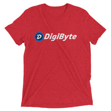 Digibyte DGB Logo Symbol Cryptocurrency Shirt Short sleeve t-shirt