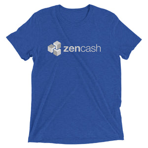 Zencash ZEN Logo Symbol Shirt Cryptocurrency Short sleeve t-shirt