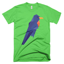 Ravencoin RVN Logo Symbol Bird Shirt Short-Sleeve T-Shirt