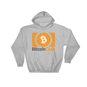 Bitcoin Cash (BCH) Hooded Sweatshirt