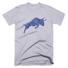 Polymath POLY Coin (Distressed)  Logo Symbol Shirt Short-Sleeve T-Shirt