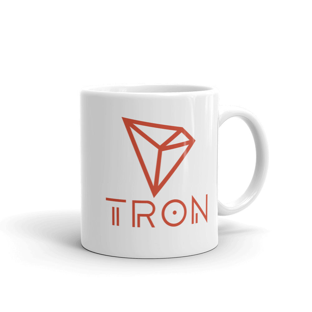 TRON TRX Cryptocurrency Mug