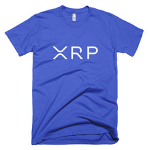 Ripple XRP Logo Cryptocurrency Short-Sleeve T-Shirt