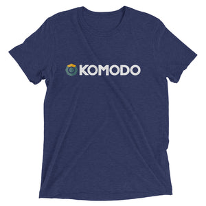 Komodo Coin KMD Short sleeve t-shirt