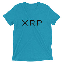 Ripple XRP Logo Cryptocurrency Short sleeve t-shirt