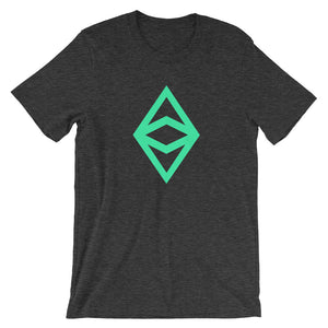 Ethereum Classic Simple Logo T Shirt