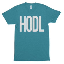 HODL Tall Large Print Bitcoin Cryptocurrency Shirt Short sleeve soft t-shirt