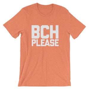 Bitcoin Cash BCH Please Shirt | Cryptocurrency Short-Sleeve Unisex T-Shirt