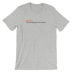 The Tardigrade T-Shirt (Athletic Gray)