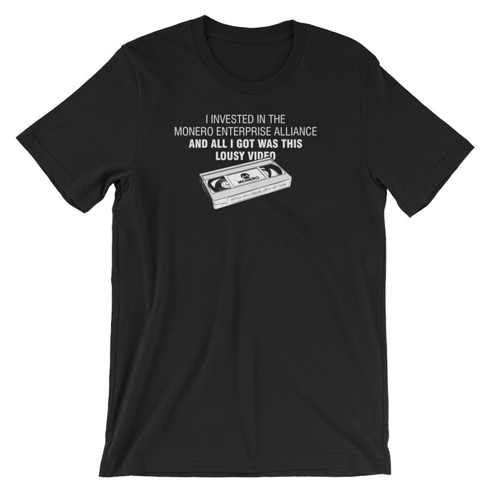 Lousy Video T-Shirt