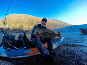 Kayak Fishing West Virginia