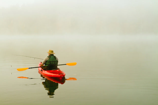 How To Start Kayak Fishing