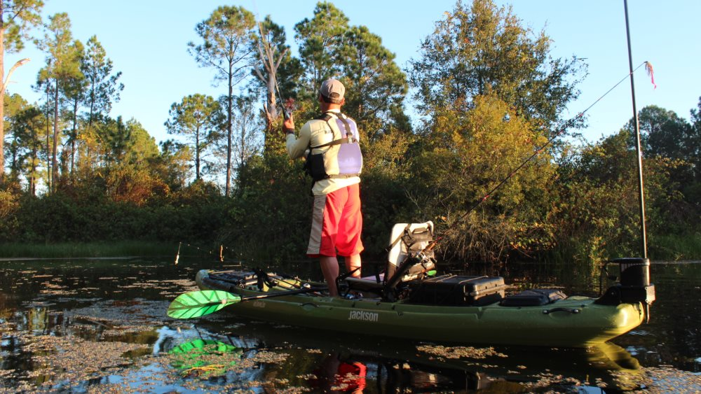 Kayak of the Month