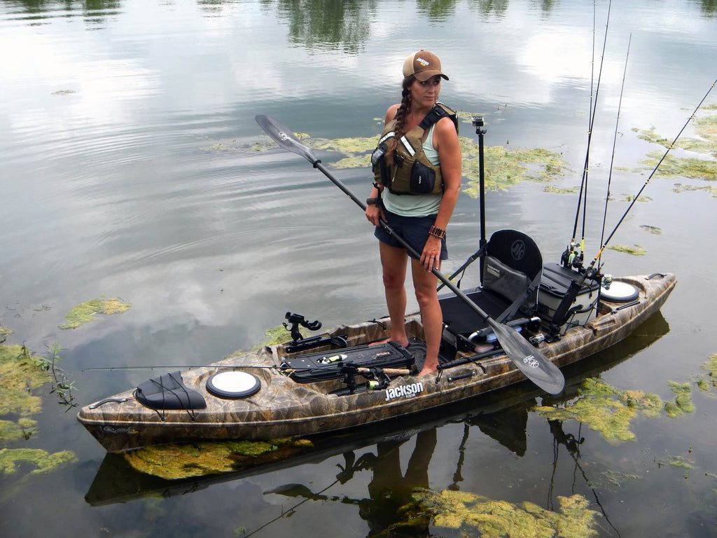 What you need for your first kayak fishing tournament for What do you need for fishing