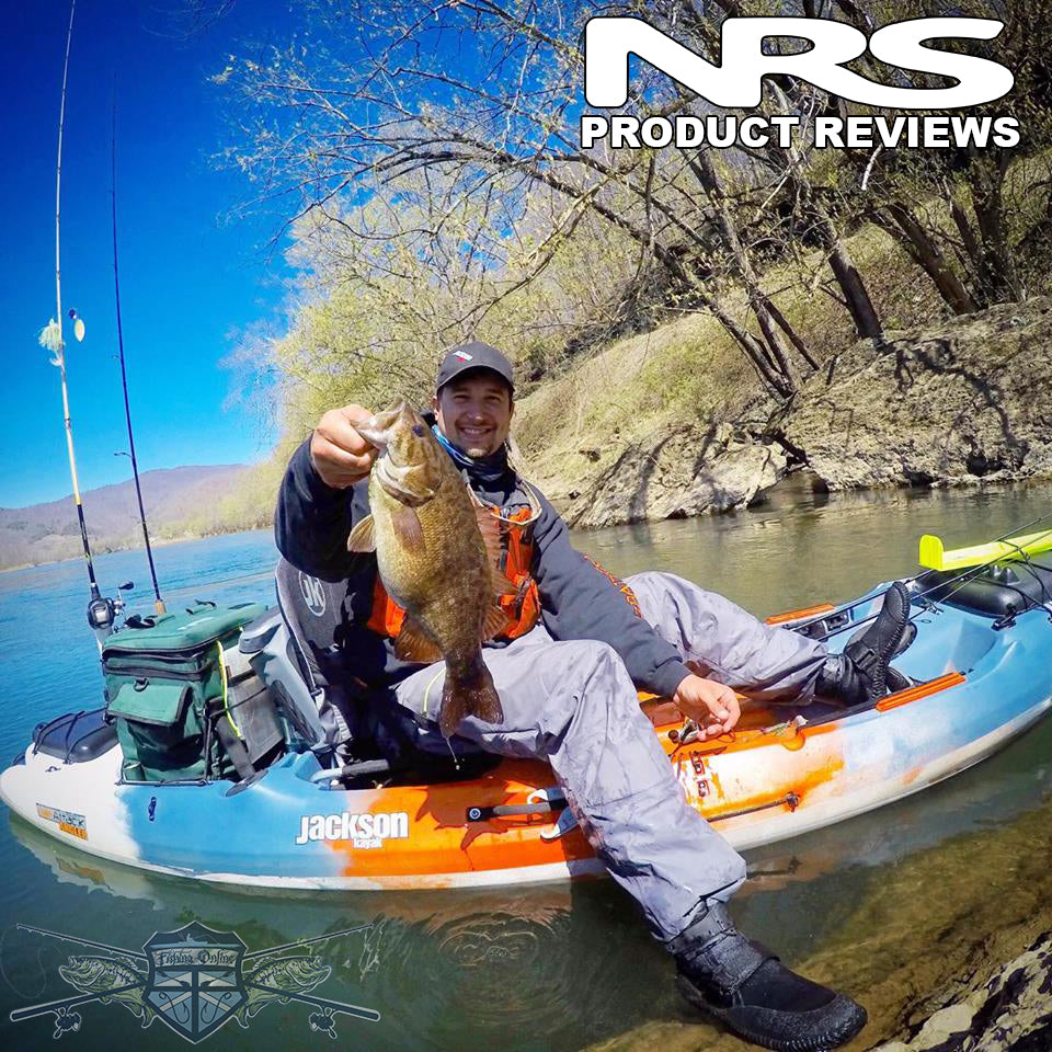 NRS Product Reviews from a Kayak Angler