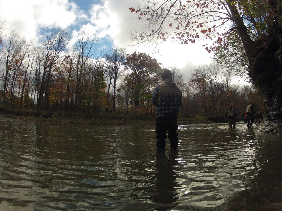Tips for Steelhead Fishing in Lake Erie