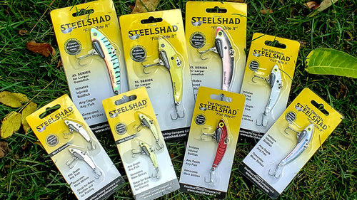 Fishing the SteelShad Blade Bait