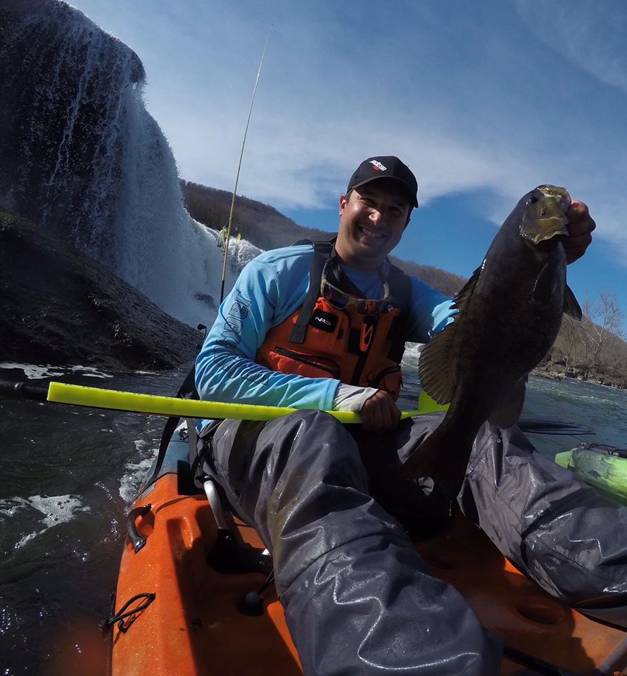 West Virginia Smallmouth Bass