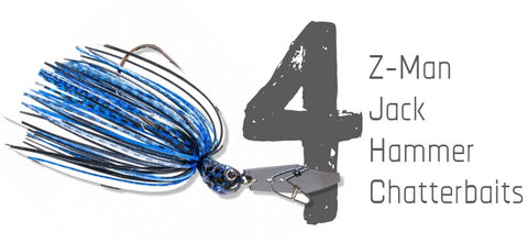 Z-Man Jack Hammer Chatterbaits