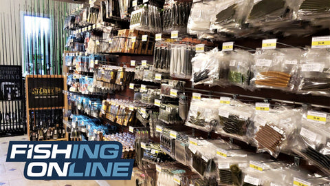 Fishing Online Storefront