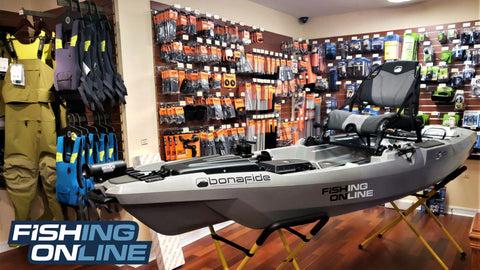 Fishing Online Storefront - Kayak Fishing
