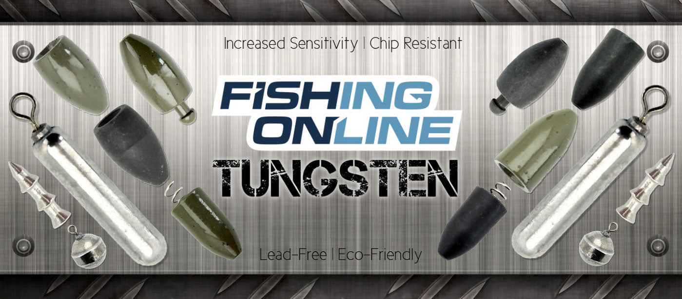Fishing Online Tungsten