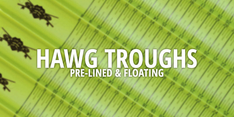 Hawg Trough Pre-lined and Floating