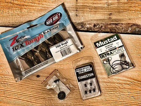 Rigging Z-Man Fishing TRD BugZ