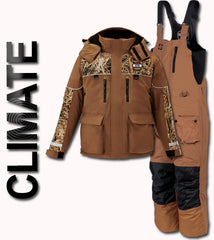 Striker ICE Climate Ice Fishing Flotation Suit