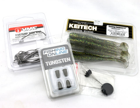 Tungsten Swimbait Supplies