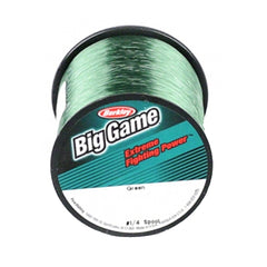Berkley Big Game Monofilament Green Fishing Line