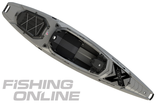 Bonafide Expedition EX123 Sit Inside Fishing Kayak