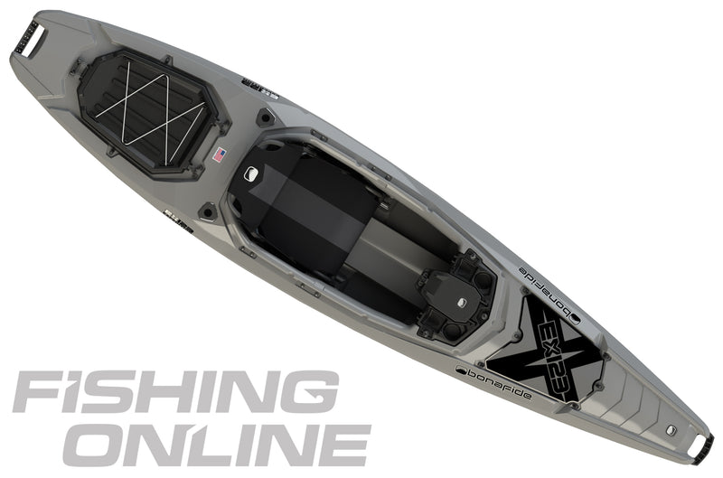 Bonafide Expedition Ex123 Sit Inside Fishing Kayak Fishing Online