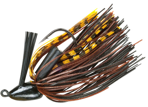 Booyah Bait Co. Booyah Boo Jig [1/4 oz Black Brown Spice]