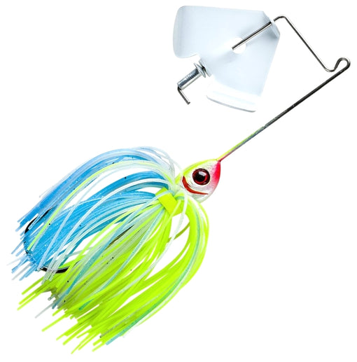 Booyah Bait Co. Pond Magic Buzzbait [1/8 oz Citrus Shad]