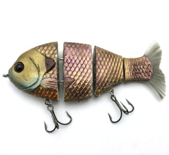 "Bull Gill Swimbait [5"" Bluegill Slow Sink]"