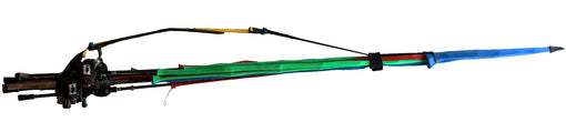 Carry 10 Rods with the Cal Coast Fishing Rod and Reel Mule Carrying System