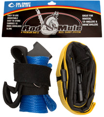 Cal Coast Fishing Rod and Reel Mule Carrying System