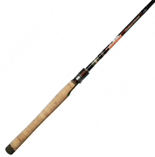Dobyns Champion Extreme HP Series Spinning Rod - Full Cork Grip 2
