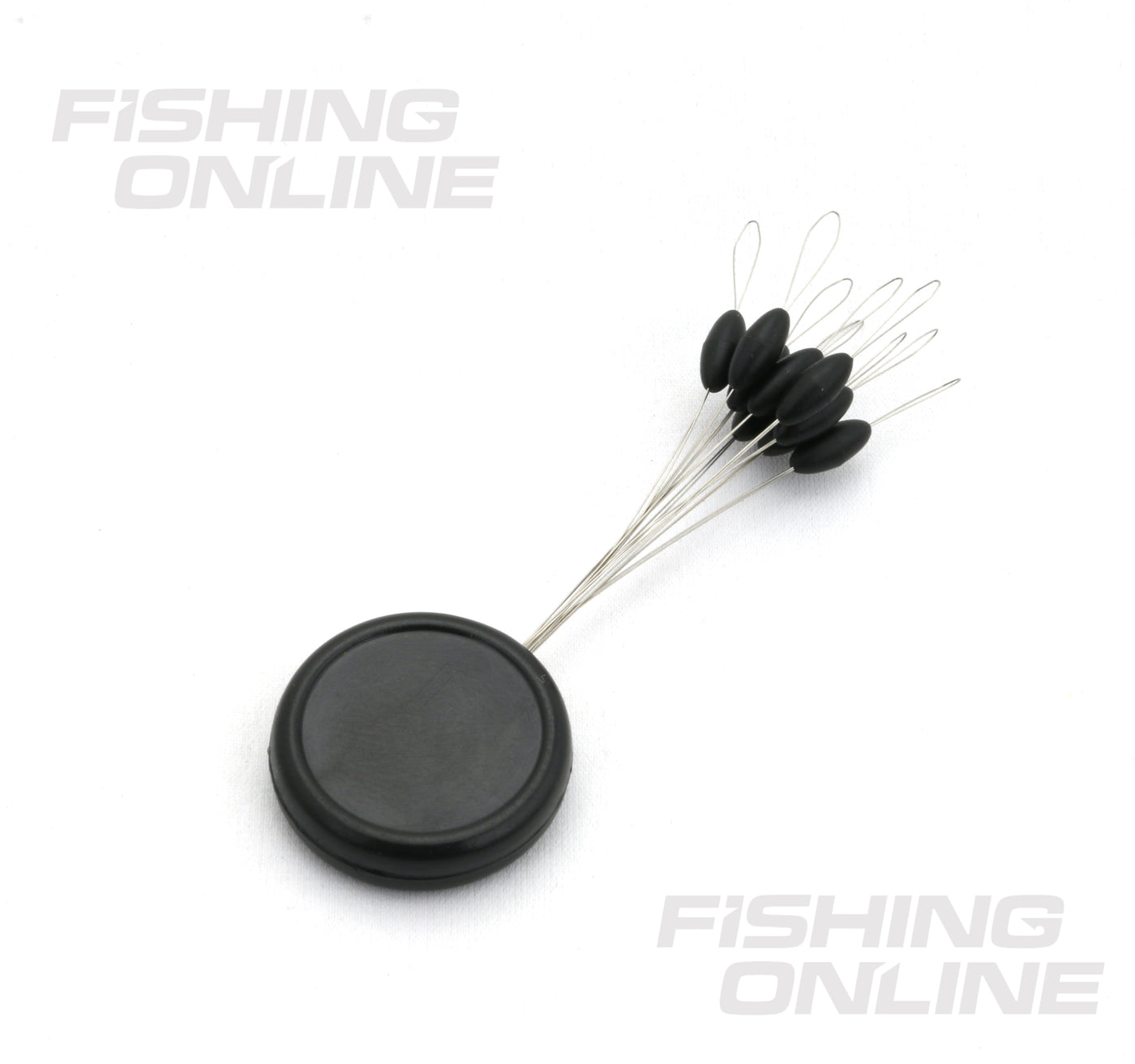 Fishing Weight Peg or Bobber Stops 1 ring
