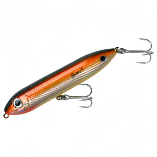 Heddon Fishing Salt Water and Fresh Water Super Spook Jr - Redfish