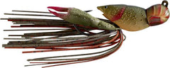 Live Target Hollow Body Craw - Brown/Red